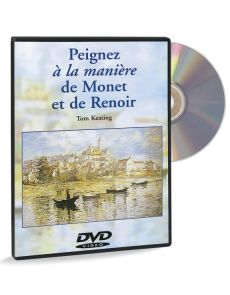 Peignez à la manière de Manet et de Renoir – DVD