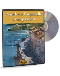 Peindre à l'aquarelle avec passion – DVD