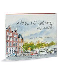 Amsterdam - Aquarelles