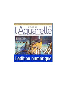 Téléchargement de L'Art de l'Aquarelle n°22