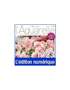 Téléchargement de L'Art de l'Aquarelle n°23