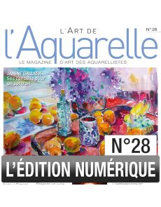 Téléchargement de L'Art de l'Aquarelle n°28