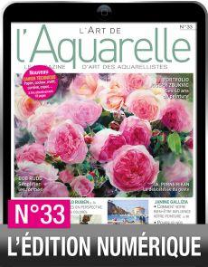 Téléchargement de L'Art de l'Aquarelle n°33