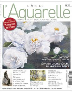 L'Art de l'Aquarelle n°20