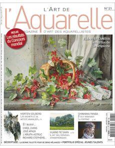 L'Art de l'Aquarelle n°21