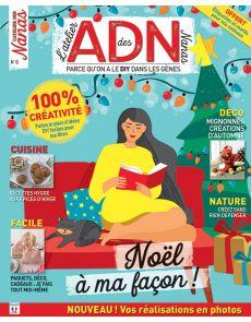 ADN l'Atelier Des Nanas 6 - Noël à ma façon !