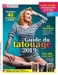 ADN  hors série n°2 - Guide du tatouage 2019