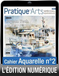 TELECHARGEMENT : Cahier spécial aquarelle 2