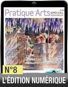 TELECHARGEMENT : Cahier spécial aquarelle 8