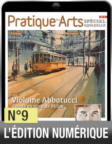 TELECHARGEMENT : Cahier spécial aquarelle 9