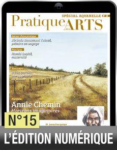 TÉLÉCHARGEMENT - Cahier spécial aquarelle 15 - Pratique des arts