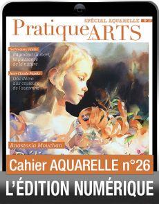 TÉLÉCHARGEMENT - Cahier spécial AQUARELLE 27 - Pratique des Arts