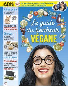 Le guide du bonheur VÉGANE - Hors-série 1 -  ADN - L' Atelier des Nanas