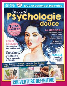 Spécial Psychologie douce - Hors-série 2 ADN l'Atelier des Nanas
