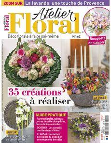 Atelier Floral 62 - 35 créations à réaliser