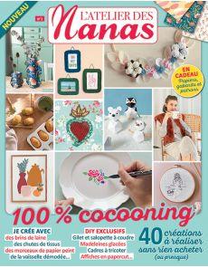 L'Atelier des Nanas 3 - Vos créations DIY à réaliser sans rien acheter