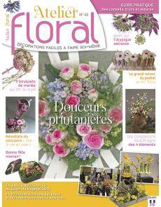Atelier Floral n°42 - Réalisez des bouquets printaniers