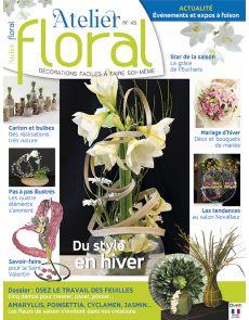 Atelier Floral n°45 - Créez vos propres compositions florales