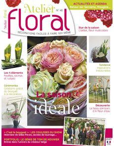 Atelier Floral n°46 - Décorations faciles à faire soi-même
