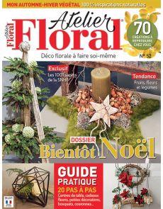 Atelier Floral 52 - Vos compositions florales d'automne et de Noël