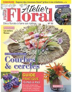 Atelier floral n°55 - Courbes et cercles