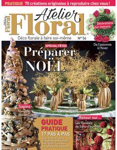 Atelier Floral 56 Spécial fêtes : bien préparer Noël