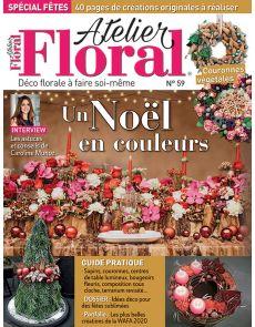 Atelier Floral 59 - Un Noël en couleurs
