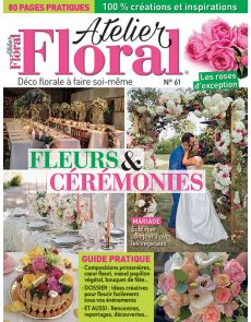 Atelier Floral 61 - Fleurs et cérémonies de printemps