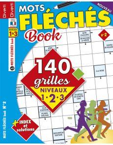Mots Fléchés Book 02 - Niveaux 1-2-3