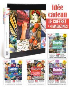 Coffret 4 magazines COLLECTION Editions du Chevalet