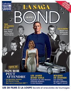 La saga JAMES BOND - Collection Tout Savoir