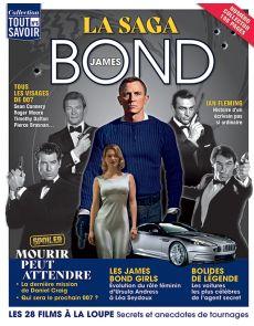 La saga JAMES BOND - Collection Tout Savoir