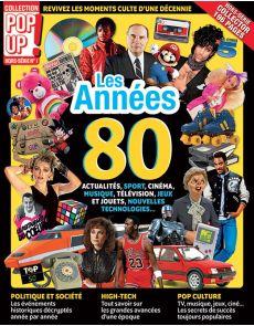 Spécial ANNÉES 80 - Collection Pop Up !