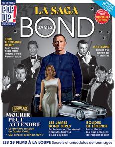 La saga JAMES BOND - Nouvelle édition, Collection Pop Up