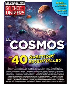 Le COSMOS en 40 questions - Les Collections de Science et Univers 8