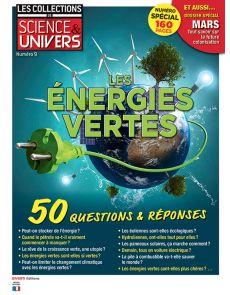 Les énergies vertes - Les Collections de Science et Univers 9