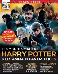 Les mondes magiques HARRY POTTER et les Animaux Fantastiques