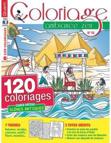 Coloriage Ambiance Zen 12 - Des dessins à colorier dans tous les thèmes !