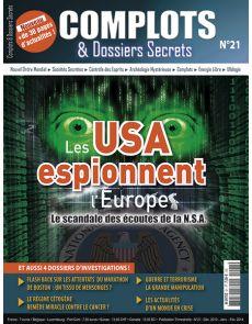 Complots et dossiers secrets n°21