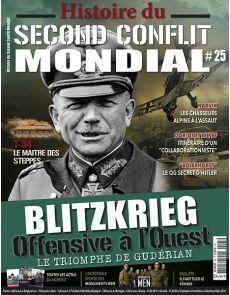 Histoire du Second Conflit Mondial n°25