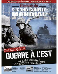 Histoire du Second Conflit Mondial 36 - Spécial Guerre à l'Est