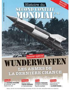 Histoire du Second Conflit Mondial 41 - Wunderwaffen, les armes de la dernière chance