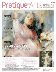 Cahier Spécial AQUARELLE n°3 - Pratique des Arts