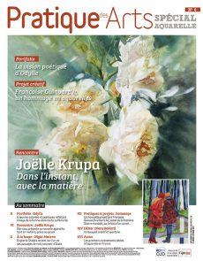 Cahier Spécial AQUARELLE n°6 - Pratique des Arts