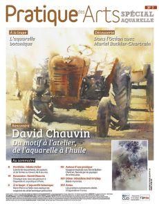 Cahier Spécial AQUARELLE n°7 - Pratique des Arts