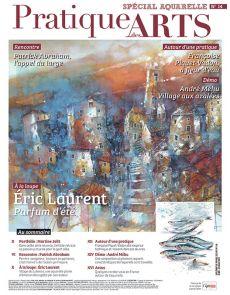 Cahier Spécial AQUARELLE 14 - Pratique des Arts