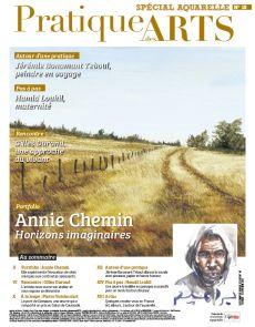 Cahier spécial AQUARELLE 15 - Pratique des Arts