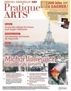 Cahier spécial AQUARELLE 19 - Pratique des Arts