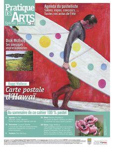 Cahier Spécial Pastel n°22 - Pratique des Arts