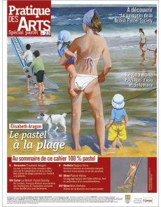 Cahier Spécial Pastel n°23 - Pratique des Arts